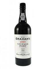Grahams 1997 Vintage Port