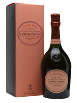 Laurent Perrier Rose Champagne (Free Gift Box)