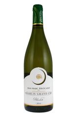 Chablis Grand Cru Blanchots JM Brocard 2014