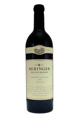 Beringer Private Reserve Cabernet Sauvignon 2013