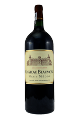 Chateau Beaumont Magnum, Haut Medoc, Bordeaux, France, 2016