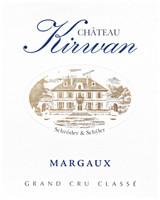 Château Kirwan 3eme Cru Classe Margaux, Bordeaux 2013