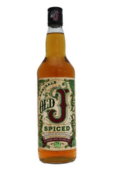 Admiral Vernon's Old J Spiced Rum