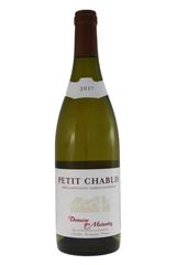 Petit Chablis Domaine Des Manants Brocard, Chablis, Burgundy, France, 2017