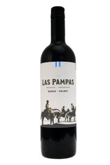 Las Pampas Shiraz Malbec 2018