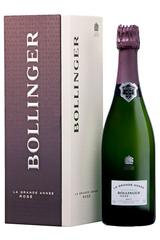 Bollinger Grande Annee Rose Gift Box 2007