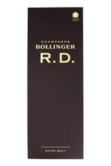 Bollinger Vintage Champagne R.D. 2004 Gift Box