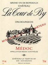 Chǽteau La Tour de By 2018 Medoc 12 x 75cl