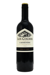 Los Coches Carmenere, Rapel Valley, Chile 2018