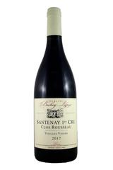 Santenay 1er Cru Clos Rousseau Vieilles Vignes Domaine Bachey Legros, Côte de Beaune, Burgundy 2017