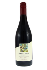 Hamilton Heights Shiraz, South Australia, 2018