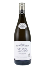 De Wetshof Bon Vallon Unwooded Chardonnay, Robertson, South Africa 2019
