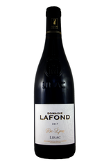 Lirac Dom Lafond Roc-Epine, Lirac, Southern Rhone, France 2017