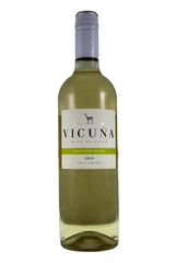 Vicuna Sauvignon Blanc, Valle Central, Chile, 2019