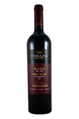 Terrazas Single Vineyard Malbec 2014