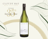 Cloudy Bay Sauvignon Blanc 2019 the 35th Vintage