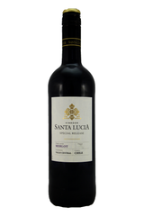 Santa Lucia Merlot Special Release, Valle Central, Chile 2019