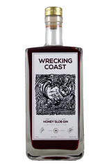 The Wrecking Coast Honey Sloe Gin