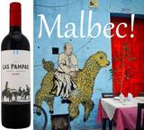Malbec Tasting Friday, 17 April 2020