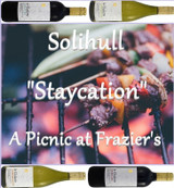Solihull Staycation (A picnic at Fraziers)