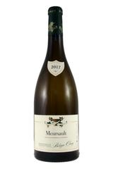 Meursault Domaine Philippe Chavy, Cote de Beaune, Burgundy, 2017