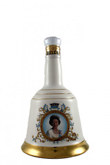 Bells Whisky Decanter 60th Birthday of Queen Elizabeth II