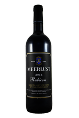 Meerlust Estate Rubicon, Stellenbosch , South Africa, 2016