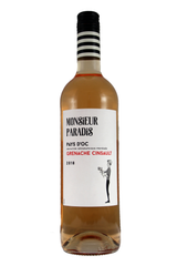 Monsieur Paradis Grenache Rose, Pays d'Oc, France 2019