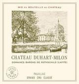 Chateau Duhart Milon 2019 6 x 75cl
