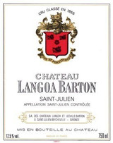 Chateau Langoa Barton 2019 6 x 75cl