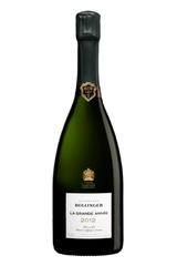 Bollinger Grand Annee 2012 Gift Boxed