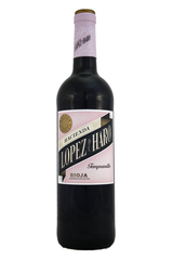 López de Haro Tempranillo, Rioja, Spain 2018