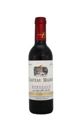 Chateau Malbat, Bordeaux, France, Half Bottle 2017