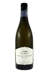 Pouilly-Fuisse Vieilles Vignes Christian Collovray Jean Luc Terrier 2018, Burgundy, France
