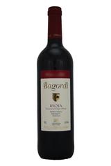 Bagordi Crianza Rioja 2016, Northern Spain