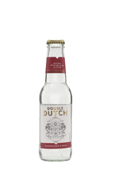 Double Dutch Pomegranate & Basil Tonic Water