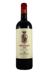 Chianti Classico Brolio, Barone Ricasoli, Tuscany, Italy  2018