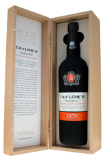 Taylors Very Old Single Harvest Port 1970