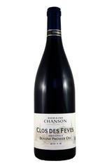 Beaune 1er Cru Clos Des Feves, Monopole, Domaine Chanson, Cote de Beaune, Burgundy 2016