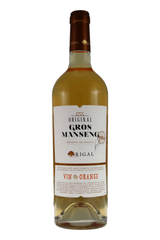 Gros Manseng, Vin Orange, 17565 Original, Vin de France, 2019