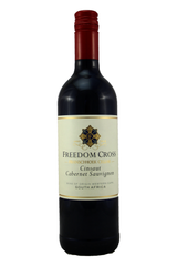 Freedom Cross Cinsault Cabernet Sauvignon, Franschhoek Cellar, Western Cape, South Africa 2019
