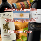Argentine Platinum Discovery Case