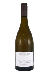 Te Koko Sauvignon Blanc Cloudy Bay, Marlborough, New Zealand, 2016