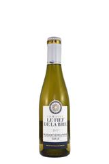 Muscadet Fief de la Brie Sur Lie, Half Bottle, Loire, France, 2017