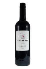 Les Archères Carignan Vieilles Vignes, Languedoc Roussillon, France 2019