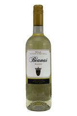 Bianai Blanco Rioja, Spain, 2019