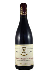 Cotes De Nuits Villages Bertrand Ambroise 2018, Burgundy, France