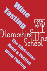 The Christmas Food & Festive Wine Pairing Workshop with Hampshire Wine School