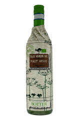 Pinot Grigio Delle Venezie DOC Organic, Botter Wrap Around Label, Italy 2019