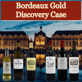 Bordeaux Gold Selection Case
